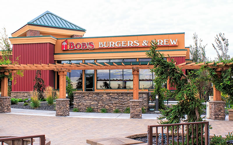 Bob's Burgers & Brew in Kennewick