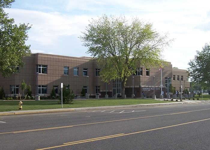 Kennewick Police Station