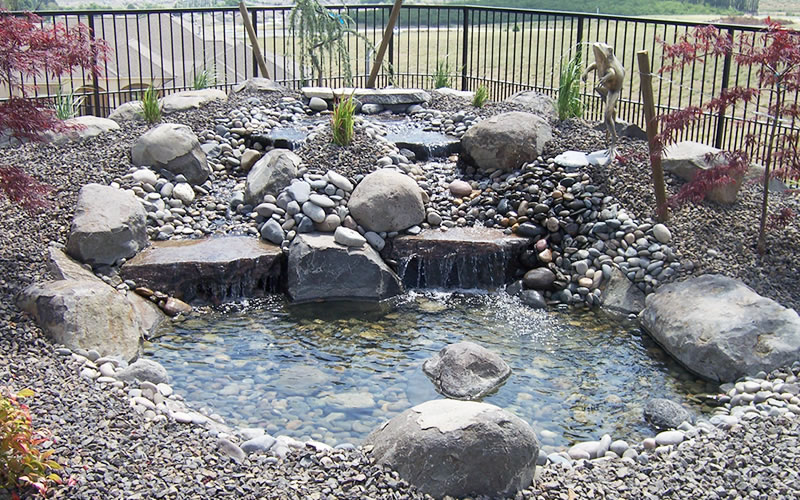 Landscaping Rock Yakima Wa : View our work bagley landscaping project portfolio